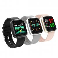 Quality Sport Activity Tracker Watch IP67 Waterproof Silicone Material One Year Warranty wholesale