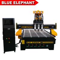 Quality Blue Elephant Furniture Multi Head Cnc Router Mold Making Machine Looking for Agent wholesale