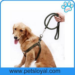 Hot Selling Cheap Pet Dog Product Nylon Pet Dog Harness Leash China Factory