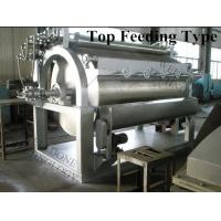 China Industrial Roller Drum Dryer H - 1000Kgs Loading Capacity High Efficiency on sale