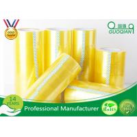 Quality General Propose Clear Acrylic  Adhesive Bopp Tape 40mic Thickness 48mm Width 90Yard wholesale