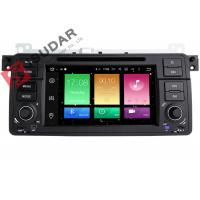 Quality Iphone & Android Mirror Link BMW DVD GPS Navigation For E46/M3/MG/ZT 5Ghz Processor wholesale
