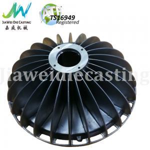 Quality High Pressure Aluminum Alloy Die Casting Lighting Enclosures Powder Coated Type wholesale