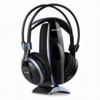 Quality Wireless Headphones with Stereo Audio Mode and 100m Effective Range, 85.8MHz Transmission Frequency wholesale