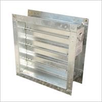 China ZS-RF Air volume control damper on sale