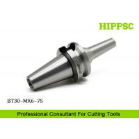 Quality BT30 - MX6 - 75 Steel Tool Holder For High Precision Machining wholesale