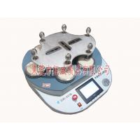 Buy cheap MARTINDALE abrasion testing machine /ASTM-D4966 MARTINDALE tester(touch screen) GW-031B product