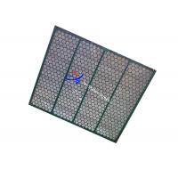 China Kemtron Steel Frame Screen For Kemtron Mud Separator with Oil Drilling / Solid Control on sale