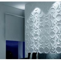 Quality Custom 3D Wall Panel Sterilizing 3D  Background Wall for Living Room / Bedroom wholesale