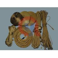 Quality Aramid High Strength Rope ,  Low Shrinkage Inflame Retarding Fireproof Rope wholesale