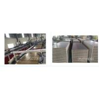Quality PVC WPC DOOR PANEL WINDOWSILL MACHINE / PVC PROFILE EQUIPMENT / PVC DOOR PANEL PRODUCTION LINE wholesale