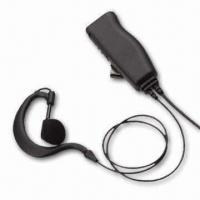 Quality Two-way Radio Headset with Various Ear-hooks wholesale