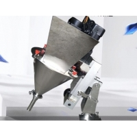 Quality 0.1g Semi Automatic Tea Bag Filling And Sealing Machine Auger Powder wholesale
