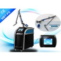 Quality 755nm 1064nm 532nm Picosecond Q Switch ND YAG Laser for Tattoo Removal & Pigment Removal wholesale