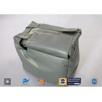 Quality Thermal Insulation Covers Removable Reusable For Valves Heat Resistant Fiber Glass wholesale