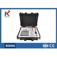China RS1000 Transformers Testing Equipment Transformer Load and No Load Tester Capacity Tester on sale