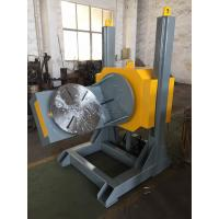 Quality L Shaped Welding Positioner With 600mm Dia Table / Hydraulic Lifting Stroke wholesale