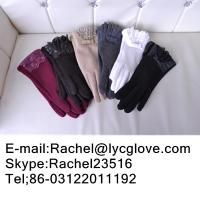 Quality Cashmere gloves/wool gloves/leather gloves touch screen gloves etc. wholesale