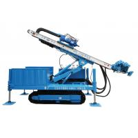 Quality MDL-C180 Full Hydraulic High Rotary Speed Anchor Drilling Machine 10500Nm Torque wholesale