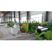 Quality Steel Metal Cut To Length Line High Precision For Cutting Coil Into Required Length wholesale