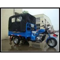 Quality 200cc 150CC Cargo Tricycle Chinese 3 Wheeler With Water Air Cooled Engine wholesale