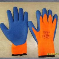 Quality 7 gauge latex coated acrylic glove cold resistant wholesale