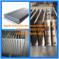 Buy cheap corrugated fins wall for Oil filled Transformer Tank radiator from china from wholesalers