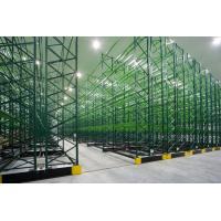 Quality Q235B Steel Warehouse Pallet Storage Racks  Movable  ,  Warehouse Storage Racking Metal Shelving wholesale