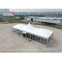 China 5x5m High Quality Aluminum Frame Modular Tent For Outdoor Event on sale