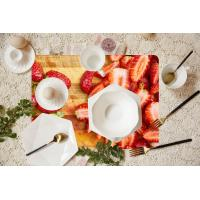 Quality Customized Eco-Friendly 0.6mm PET 3D Lenticular  Placemat For Kitchen & Kids wholesale