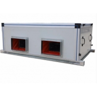 China Commercial Ventilation 3PH R410A Carrier Air Handling Unit on sale