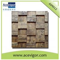 Quality Antique texture mosaic wall tiles with high quality and comfortable feeling wholesale