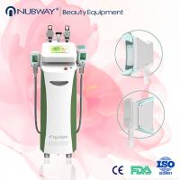 Quality 1800w Blue Ultrasound Cavitation Cryolipolysis Slimming Machine 2M HZ RF Frequency wholesale