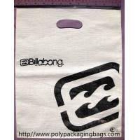 Quality Fashion Custom Printed Die Cut Handle Bags With Embossed Surface wholesale