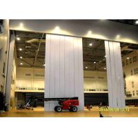 Quality 100mm Thickness Sliding Soundproof Room Dividers Low Cost For  Exhibition Hall wholesale