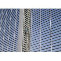 Buy cheap Hot Dipped Galvanized High Security Fencing( mesh size 25mmX76mm) from wholesalers