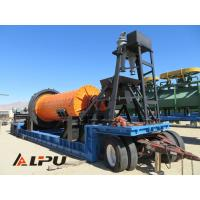 Quality Large Capacity Portable ore mineral Grinding Ball Mill Manufacturer wholesale