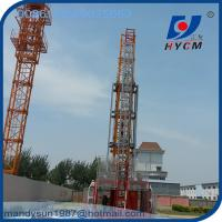 Quality Construction Building Hoist 4 ton Elevator with Spare Parts and VFD wholesale