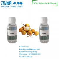 Xi'an Taima hot selling food grade high concentrated PG/VG Based Longan Flavor