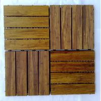 Quality DIY Bamboo Decking Tiles wholesale