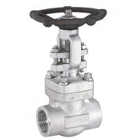 Quality Two Piece Forged Steel Gate Valve API ISO CE GOST TS Certification wholesale
