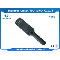Quality High Sensitivity Security Check  Hand Held Metal Detector HHMD For Prison MD3003B1 wholesale