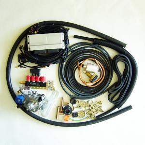 Quality Propane LPG Sequential Injection System Conversion Kit for V5 V6 Cylinder EFI Engine Gasoline Cars wholesale