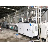 Quality Durable Conduit Pipe Making Machine Extrusion Line With Great Performance wholesale