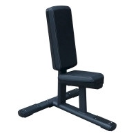 Buy cheap Pro Gym Utility Weight Bench Upright Back Reduce Fatigue Beautiful Appearance from wholesalers