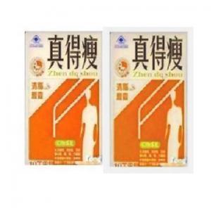 Quality Zhen De Shou quick face beauty Plant Diet Body Slimming Pills, weight loss capsules wholesale