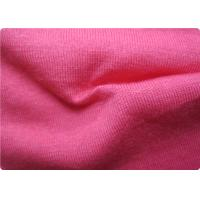 Quality Lightweight 100% Cotton Cloth Interlining / Sweater Knit Fabric By The Yard wholesale