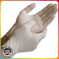China Disposable Blue Nitrile Gloves Sterile on sale
