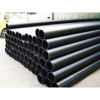 China HDPE pipes HDPE Corrugate Drain Pipe, Corrugated HDPE Pipe on sale