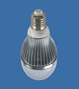 Quality Long Lifespan High Power LED Globe Bulbs E26 / E27 10W G65 wholesale